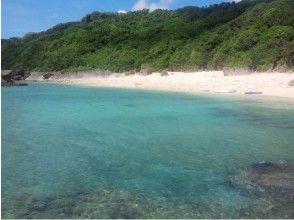 プランの魅力 カヤックを行うビーチ の画像