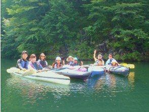 プランの魅力 夏の水遊びにオススメ!カヤック体験 の画像