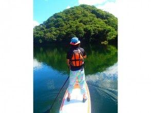 プランの魅力 SUPに乗って、水上を滑るように進む浮遊感を味わおう の画像
