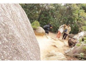 プランの魅力 【神秘的な奇岩】 の画像