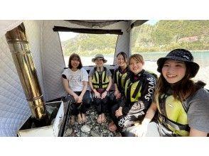 プランの魅力 テントサウナ体験が期間限定で無料!! の画像