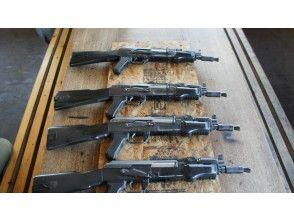 プランの魅力 Rental electric gun の画像