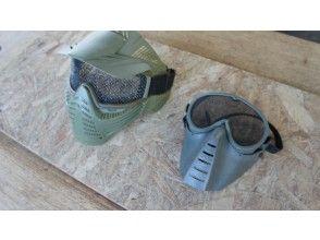 プランの魅力 Rental mask の画像