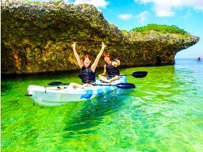 プランの魅力 カヤックのビーチは完全プライベートここにしかない… の画像