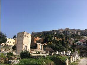 プランの魅力 Scenery from Roman Forum of Athens の画像