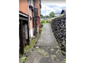 プランの魅力 裏路地を歩きながら、日本有数の豪雪地ならではの町のつくりを見てみましょう。 の画像