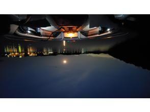 プランの魅力 夜の湖 の画像