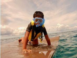プランの魅力 子供たちも沖縄の海を満喫 の画像