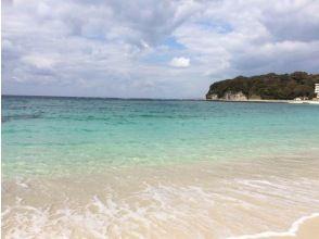 プランの魅力 エメラルドブル-の白良浜!!最高でしょ♪ の画像
