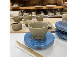 プランの魅力 お皿やカップなどが作れます。 の画像