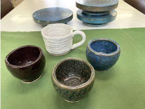 プランの魅力 釉薬は4色の中から選べます。 の画像
