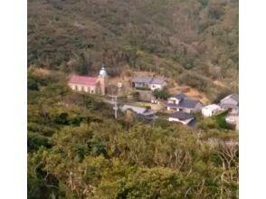 プランの魅力 頭ヶ島集落と教会 の画像