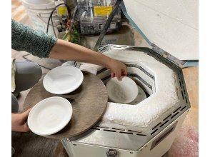 プランの魅力 焼成は工房の陶芸専用窯で!らくらく本格スタイル!! の画像