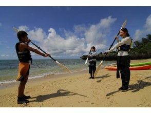 プランの魅力 秘密のビーチでいざカヤックツアー! の画像