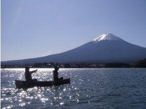 プランの魅力 후지산을 배경으로 카누 체험 の画像