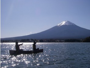 [Yamanashi Kawaguchiko] attractive description image of Canadian canoe experience (step-up course)
