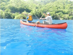 プランの魅力 Canoe tour (Shiman Onsen) の画像
