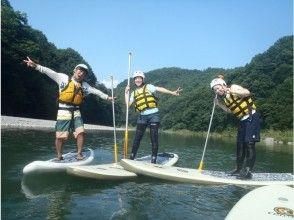 【長瀞SUPクルージング】のんびり水上散歩♪の魅力の説明画像