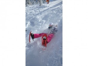 プランの魅力 Enjoy playing in the snow の画像
