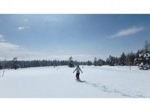 プランの魅力 A spacious heavy snowfield all to yourself! の画像