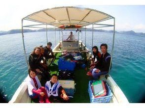 プランの魅力 Let's enjoy diving (*'-^)-☆. の画像