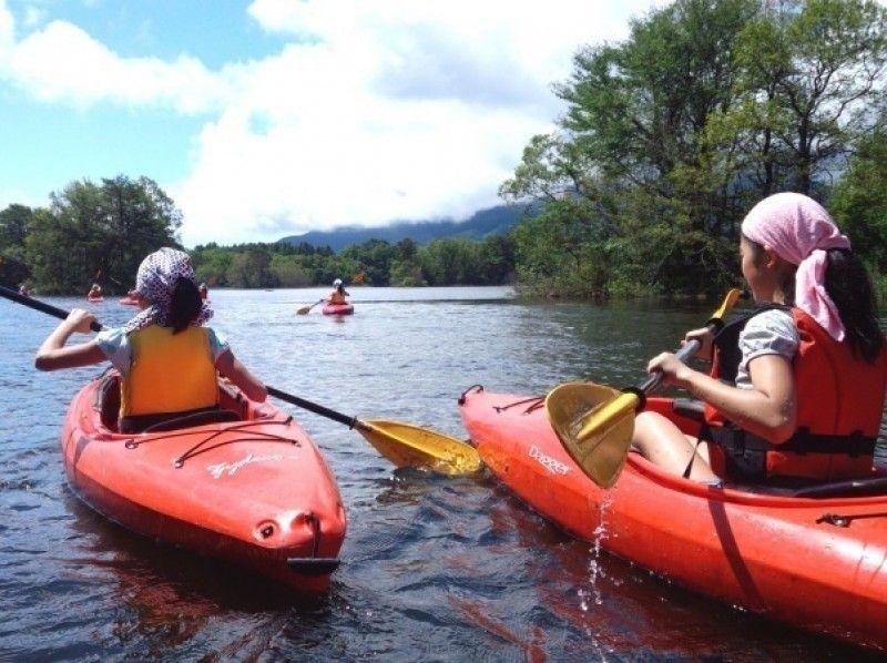プランの魅力 陸上講習を経て雄大な湖上へ漕ぎだす の画像