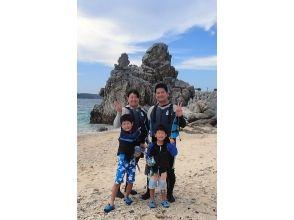 【沖縄・本部町】子供も大人も気軽に海を楽しめて大人気!シュノーケリングコースの魅力の説明画像