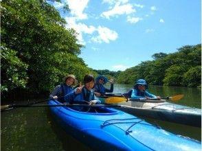 プランの魅力 青空の下でカヌー の画像