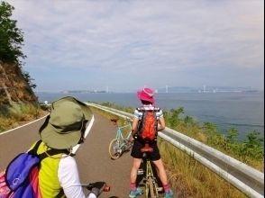 プランの魅力 The road that goes on forever feels good. Let's pedal while enjoying the scenery! の画像