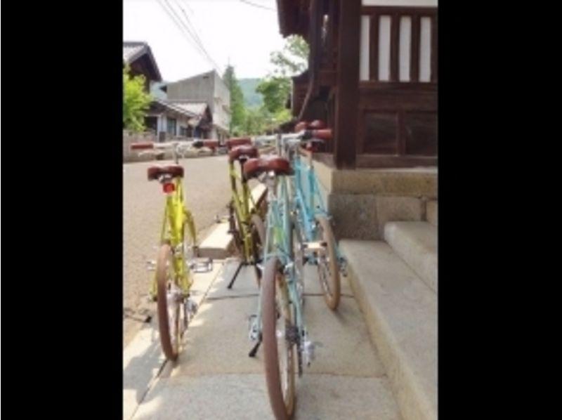 プランの魅力 おしゃれな自転車にワクワク!乗り心地も抜群です。 の画像