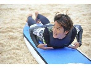 プランの魅力 少人数制サーフィンスクール  の画像