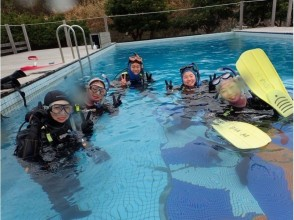 【Kanagawa · Miura · get a diving license on only one day ♪】 Explanation image of the charm of a new hobby cheering campaign ♪ to start this year