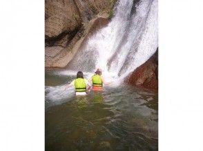 プランの魅力 滝壺で遊ぼう の画像