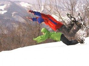プランの魅力 Dive into the snow の画像