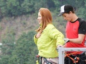 【群馬・みなかみ】高低差42mのバンジージャンプ!諏訪峡大橋「みなかみバンジー」の魅力の説明画像