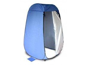 プランの魅力 Changing tent の画像