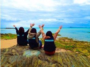 プランの魅力 Go out to the sea and land on the beach の画像