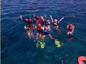 【沖縄・石垣島】パナリ島シュノーケルツアー1日コースの魅力の説明画像