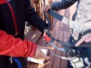 【茨城・竜神大吊橋】日本一の高さ100mからの絶景バンジージャンプ!竜神大吊橋「竜神バンジー」の魅力の説明画像