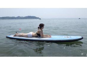 【愛知・三河湾】SUP体験コース (90分間・簡単レッスン付)2名より受付の魅力の説明画像