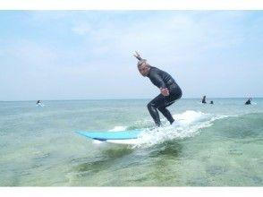 【沖縄・恩納村】体験ロングボードサーフィン(初めて~初心者向けレッスン)の魅力の説明画像