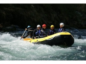 【Tokyo · Okutama】 Rafting Tour Family Plan <Elementary school student · BBQ can be done! > Of the charm of the description image