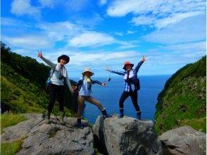【Hokkaido · Shiretoko】 Look at the cliff and the sea! Explanation image of Shiretoko Forest Walk's charm