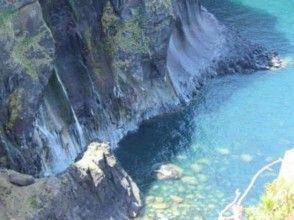 プランの魅力 We also have a course to enjoy the cliffs and waterfalls の画像