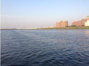 プランの魅力 大阪・淀川は広々としているので初心者も歓迎! の画像