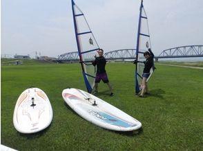 プランの魅力 Perfect for dates. Do you not feel free to start windsurfing? の画像