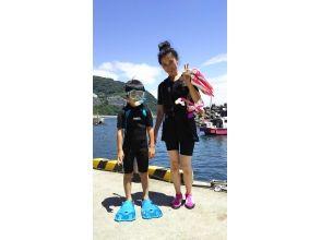 【アドベンチャー気分を♪】弁天岩ボートシュノーケリングの魅力の説明画像