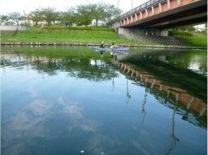 【都内・23区】東京スカイツリーカヌーツアー【カヌー】の魅力の説明画像