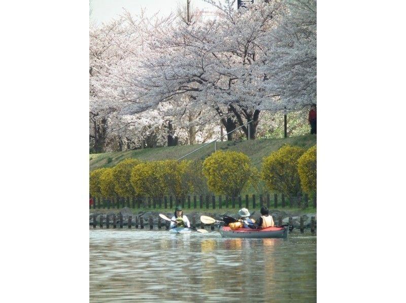 獨木舟體驗到從江戶川松川開始