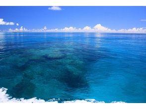 【沖縄/宮古島】伊良部のブルーに遊ぶ体験ダイビングの魅力の説明画像